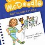 """Ellie McDoodle: Most Valuable Player"" book cover"