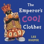 """The Emperor's Cool Clothes"" book cover"