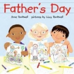 "Book cover for ""Father's Day"""