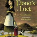 """Book cover """"Fiona's Luck"""""""