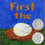 """""""First the Egg"""" by Laura Vaccaro Seeger"""