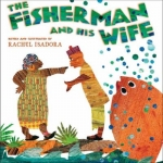 """The Fisherman and His Wife"" book cover"