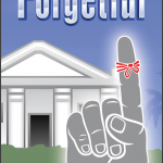 """Image of book cover of """"Forgetful"""" by Nick Mann"""