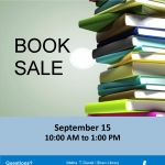 Shaw Friends Book Sale