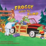 """DC Public Library Catalogue Link to """"Froggy Goes to Camp"""" book"""