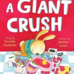 """""""A Giant Crush"""" book cover"""
