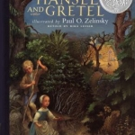 "DC Public Library catalogue link to ""Hansel and Gretel"" by Lesser book"