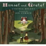 "DC Public Library Catalogue Link to ""Hansel and Gretel"" book by Rylant"