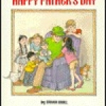 "Book cover for ""Happy Father's Day"""