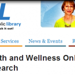 Health and Wellness Online Research image