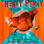 """Henny-Penny"" by Wattenberg book cover"