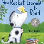 """""""How Rocket Learned to Read"""" book"""