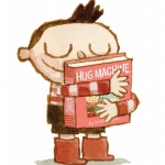Hug a Book Week Picture
