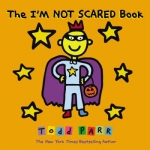 "DC Public Library Catalogue Link to ""The I'm Not Scared"" Book by Todd Parr"