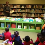 11 a.m. Weekend Story Time All ages