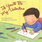 if you'll be my valentine cover