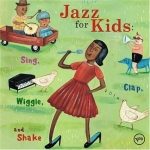 CD cover for Jazz for Kids