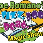 Joe Romano's Magic Show logo