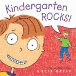 "Book cover for ""Kindergarten Rocks!"""