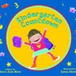 "Book cover for ""Kindergarten Countdown"""