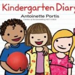 """Book cover for """"Kindergarten Diary"""""""