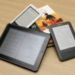 kindle, ipad, nook