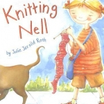 Knitting Nell book cover