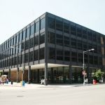 MLK Library Building