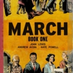 March: Book One cover art