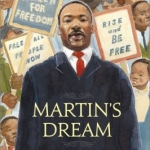 """Martin's Dream"" book cover"