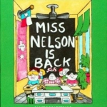 """""""Miss Nelson is Back"""" book"""