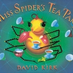"""Miss Spider's Tea Party"" book"