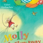 """Molly Who Flew Away"" book cover"