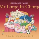 """DC Public Library link to """"Mr. Large in Charge"""" book"""
