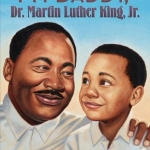 """My Daddy, Dr. Martin Luther King, Jr."" book cover"