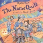 """""""The Name Quilt"""" book cover"""