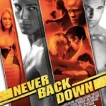 Never Back Down Movie Poster