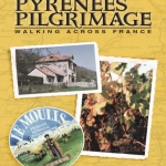 Cover image of L. Peat O'Neil's book Pyrenees Pilgrimage, Walking Across France