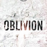 book cover for Oblivion by Anthony Horowitz
