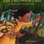 """""""The Patchwork Path"""" book cover"""