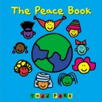 "DC Public Library Catalogue link to ""The Peace Book"" by Todd Parr"