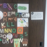 Storytime Alphabet Wall