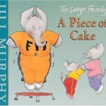 """DC Public Library Catalogue Link to """"A Piece of Cake"""" book"""