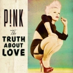 Cover art for P!nk's album, The Truth About Love