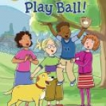 """Play Ball!"" book cover"