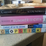 Perfect Scoundrels/ Summer and the City/ Caught Up in the Drama/ Chopstick