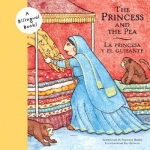 """DC Public Library Catalogue Link to """"The Princess and the Pea"""" a bilingual book"""
