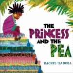 """DC Public Library Catalogue Link to """"The Princess and the Pea"""" by Isadora book"""
