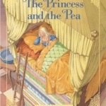 """DC Public Library Catalogue Link to """"The Princess and the Pea"""" by Cech book"""