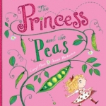 """DC Public Library Catalogue Link to """"The Princess and the Peas"""" book"""